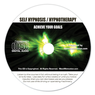 achieve your goals hypnosis