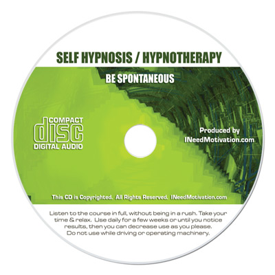 be spontaneous hypnosis