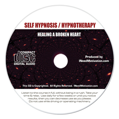 heal broken heart hypnosis