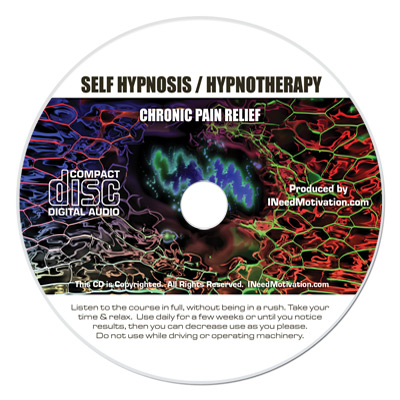 chronic pain hypnosis