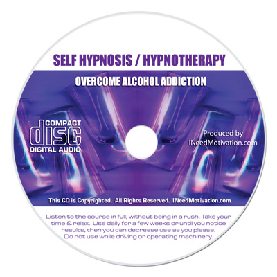 control alcohol addiction hypnosis
