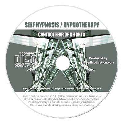 fear heights hypnosis