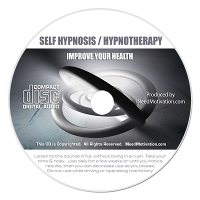 improve health hypnosis