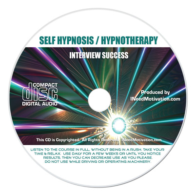 interview success hypnosis