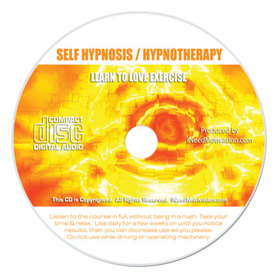 love exercise hypnosis