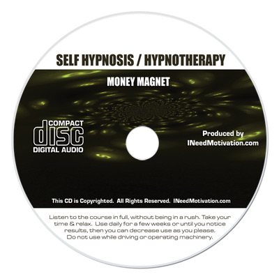 money magnet hypnosis