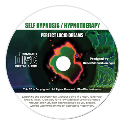 perfect lucid dreams hypnosis