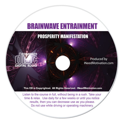 prosperity manifestation brainwave