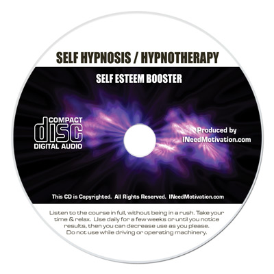 self esteem booster hypnosis